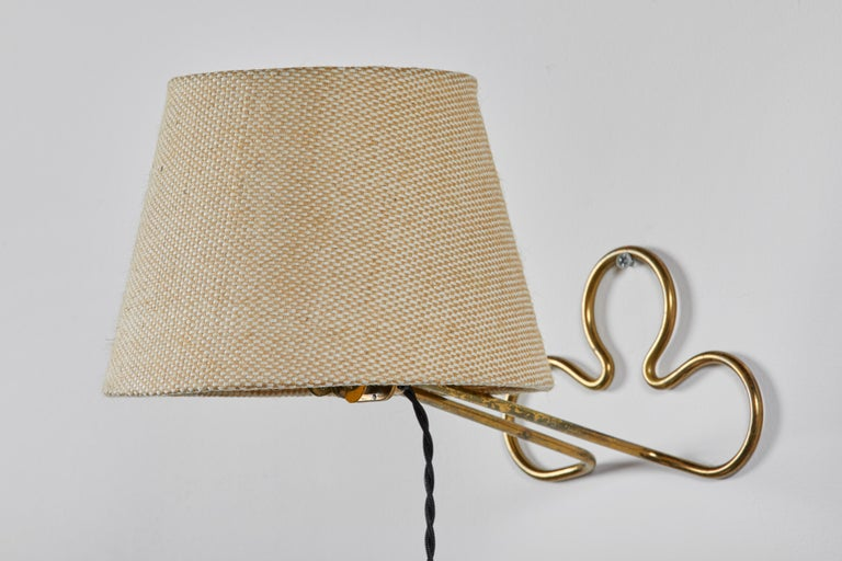 Pair of Table/Wall Lights by Mauri Almari for Idman Oy For Sale 9