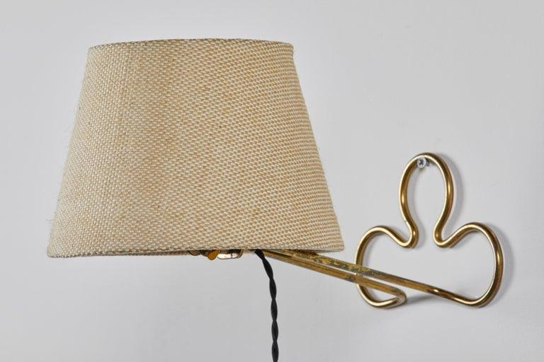 Pair of Table/Wall Lights by Mauri Almari for Idman Oy For Sale 10