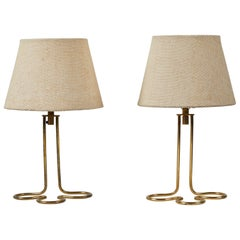 Pair of Table/Wall Lights by Mauri Almari for Idman Oy