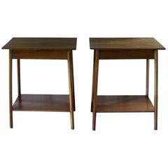 Pair of Tables, Arts & Craft Period, Deco Period, Danish