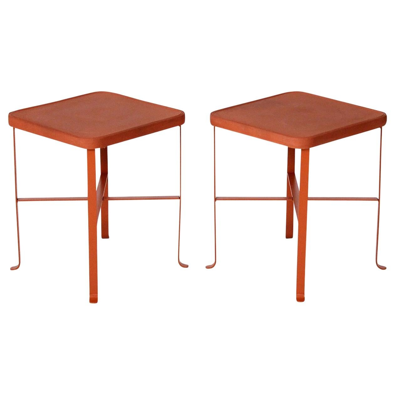 Awe Inspiring Pair Of Tom Dixon Spot Tables Gamerscity Chair Design For Home Gamerscityorg