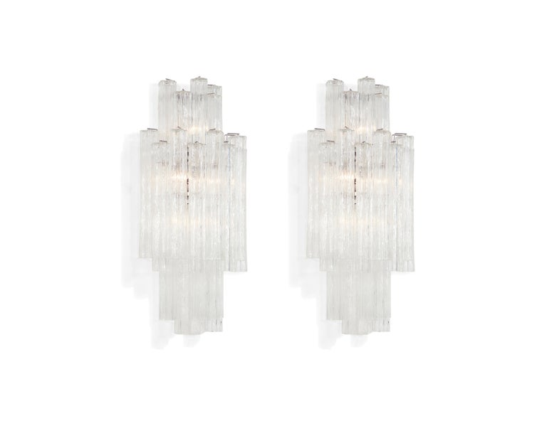 Pair of Tapio Wirkkala Wall Sconces In Good Condition For Sale In Chicago, IL
