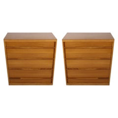 Pair of T.H. Robsjohn-Gibbings for Widdicomb Chests