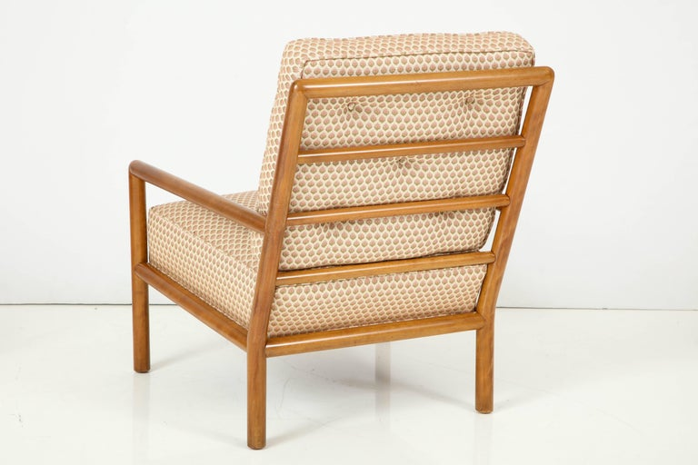 20th Century Pair of T.H. Robsjohn-Gibbings Lounge Chairs, circa 1950s For Sale