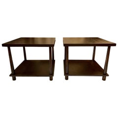 Pair of T.H. Robsjohn-Gibbings Side Tables