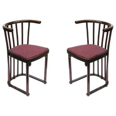 Pair of Thonet Side Chairs