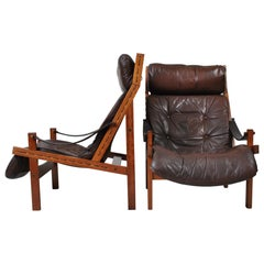 Pair of Torbjørn Afdal Hunter Chairs