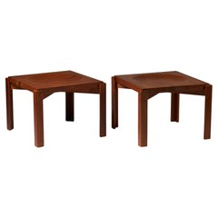 Pair of Tray Tables Designed by Jen Quistgaard
