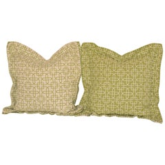 Trellis Pillows