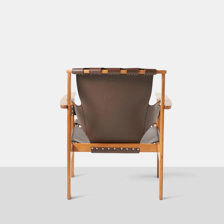 """1950s Pair of """"Trienna"""" Armchairs by Carl-Axel Acking"""
