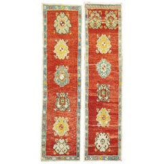 Pair of Turkish Anatolian Runners