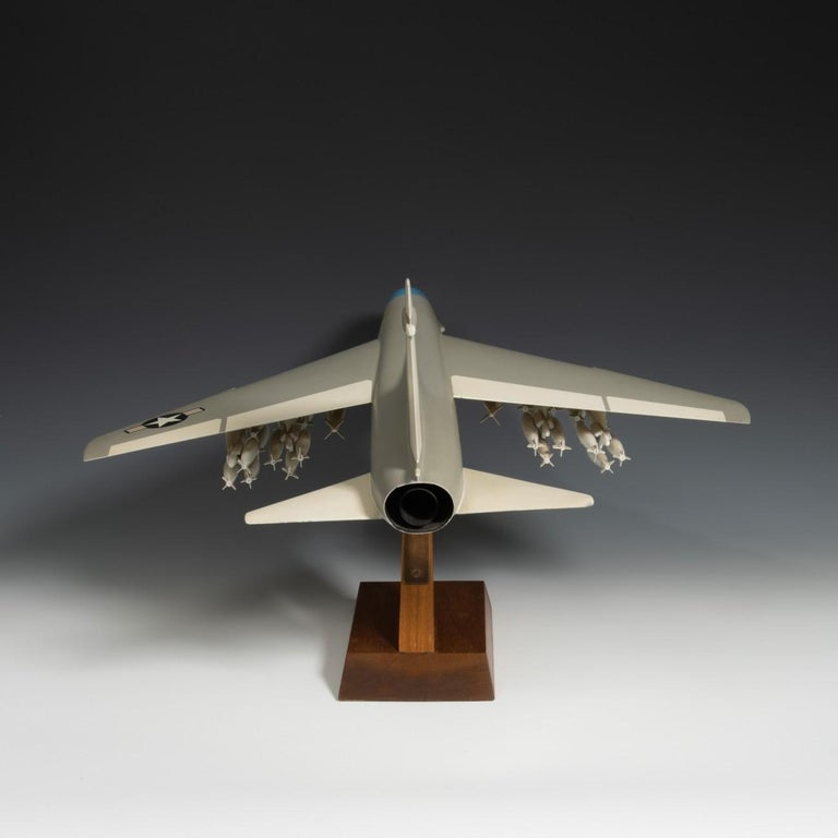Pair of United States Military A-7 Corsairs Model Aircrafts, circa 1970 For Sale 9