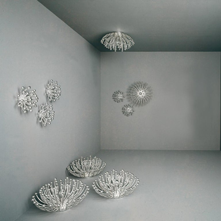 Pair of Valenti Luce Pistillino Wall Lights, Italy, 1970 For Sale 9