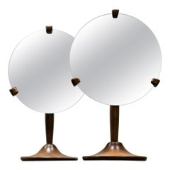 Pair of Vanity Mirrors by Lucian Ercolani for Ercol, 1960s
