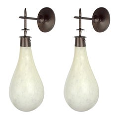 Pair of Vendome Sconce by Bourgeois Boheme Atelier