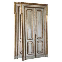 Pair of Venetian Palazzo Doors