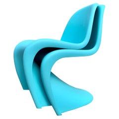 Pair of Verner Panton S Chair Junior