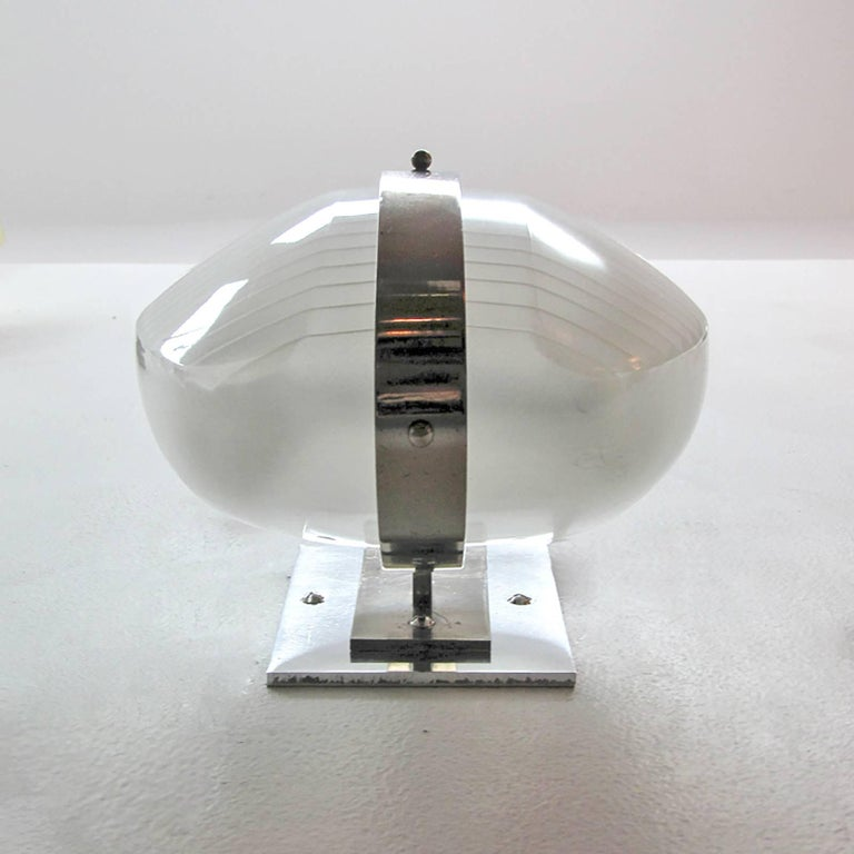 Pair of Vico Magistretti Wall Lights, 1960 In Good Condition For Sale In Los Angeles, CA