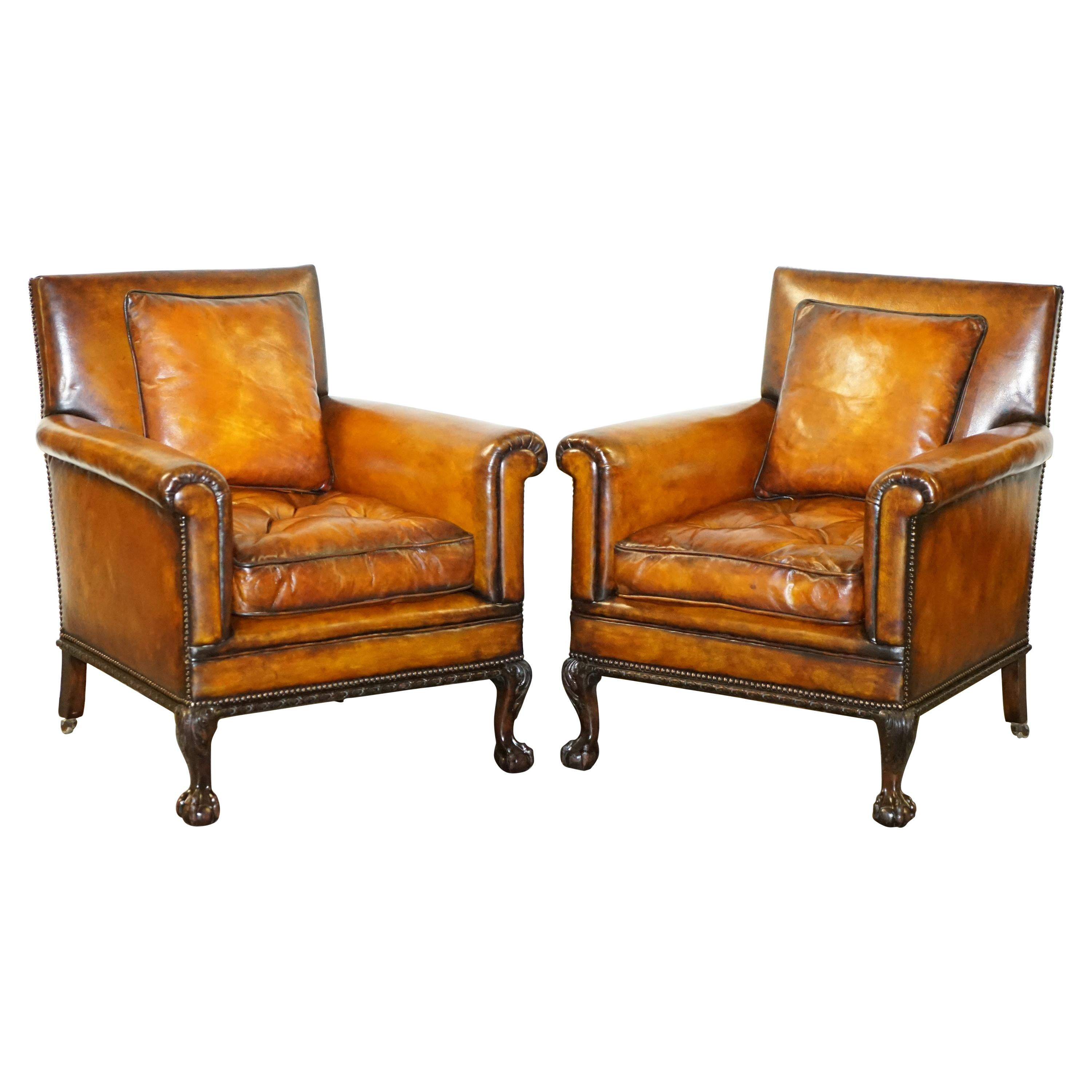 Phenomenal Antique And Vintage Club Chairs 3 087 For Sale At 1Stdibs Gmtry Best Dining Table And Chair Ideas Images Gmtryco