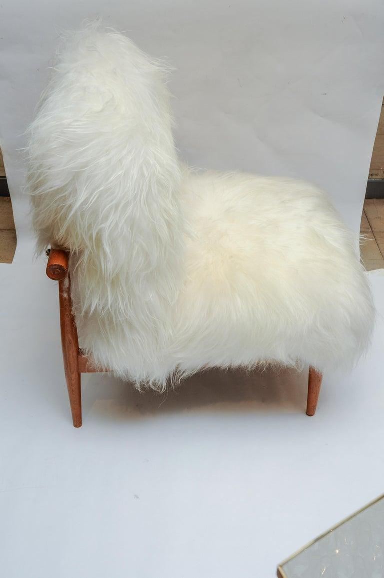 Pair of Vintage Armchairs In Excellent Condition For Sale In Saint-Ouen (PARIS), FR