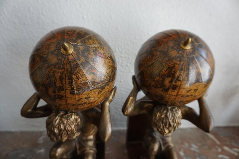 Pair of Vintage Bookends For Sale 2
