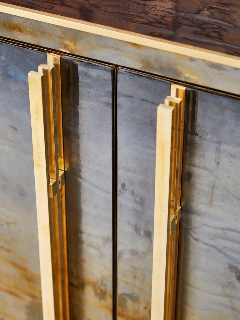 Wood Pair of Vintage Cabinets