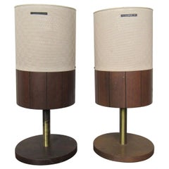 Pair of Vintage Electrohome Speakers