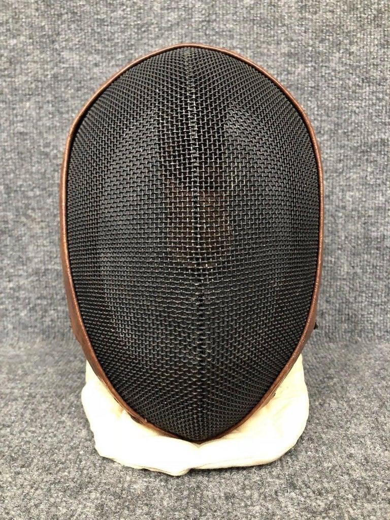 Pair of Vintage Fencing Masks For Sale at 1stdibs