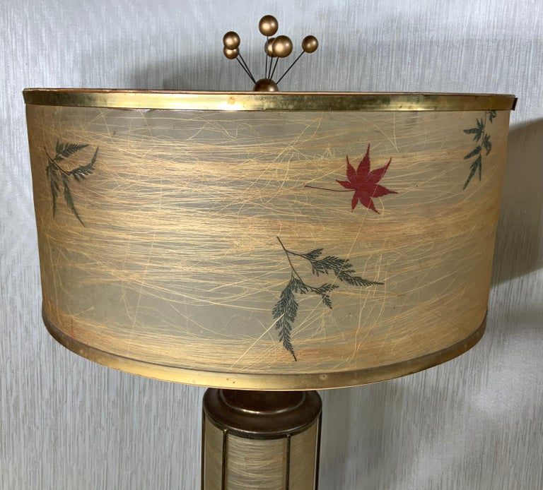 Pair of Vintage Table Lamps For Sale 6