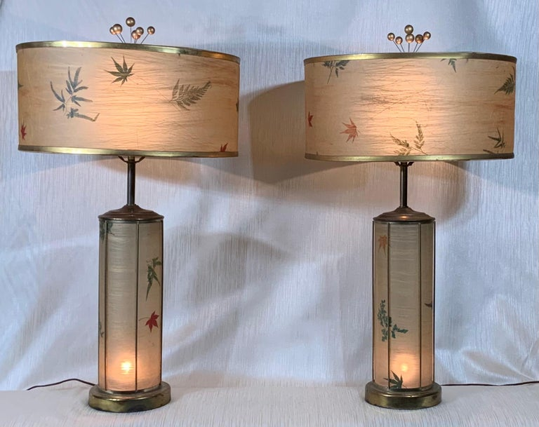 Pair of Vintage Table Lamps For Sale 10