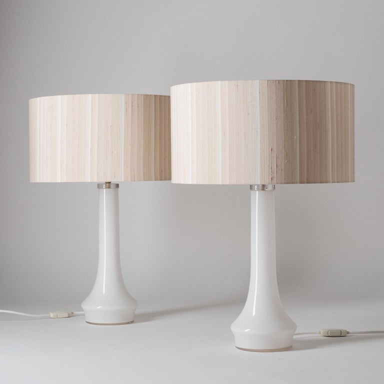 Pair of Vistosi Table Lamps, 1960s For Sale 5