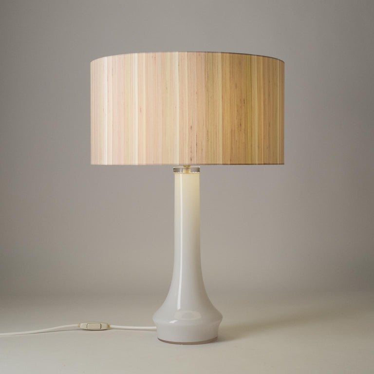 Mid-Century Modern Pair of Vistosi Table Lamps, 1960s For Sale
