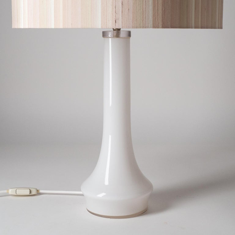 Mid-20th Century Pair of Vistosi Table Lamps, 1960s For Sale