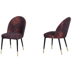 Pair of Volcano Chairs
