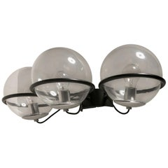 Pair of Wall Lamps Model 238/3 by Gino Sarfatti for Arteluce