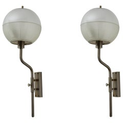 Pair of Wall Lights by Stilnovo