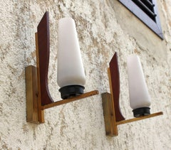 Pair of Wall Sconces  from the 1950s