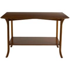 Pair of Walnut Side Tables by Robsjohn Gibbings for Widdicomb