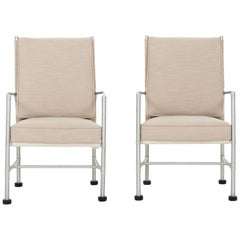 Pair of Warren McArthur Lounge Chairs