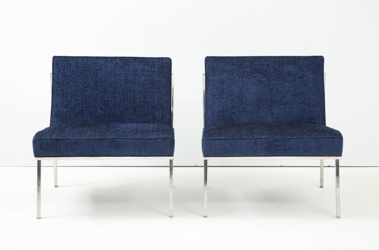 Pair of William Armbruster Lounge Chairs For Sale 5