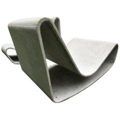 Pair of Willy Guhl Loop Chairs