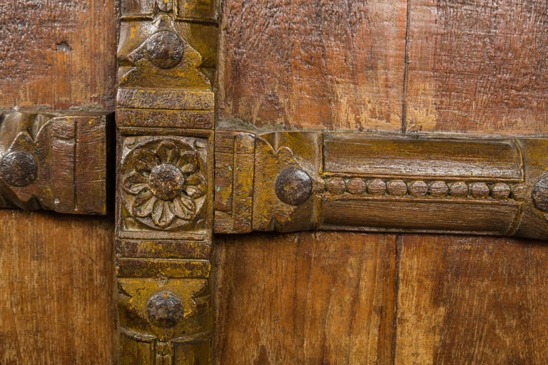 18th Century and Earlier Pair of Wooden Doors For Sale