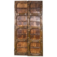 Pair of Wooden Doors