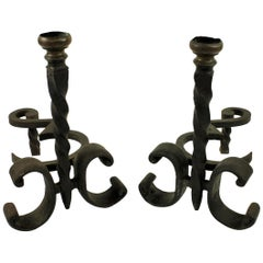 Metal Fireplaces and Mantels
