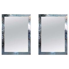 Pair of Venetian Mirror