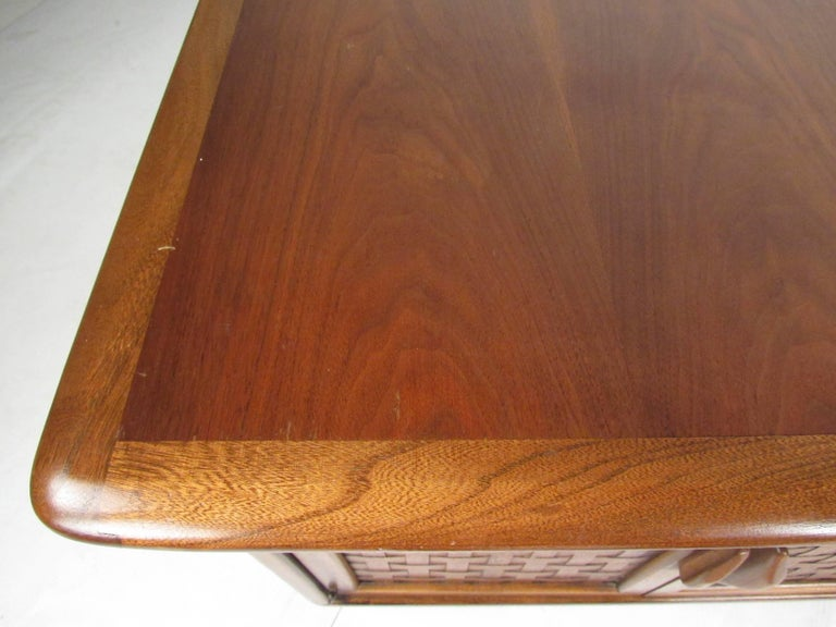 Pair of Warren Church End Table Cabinets for Lane For Sale 1