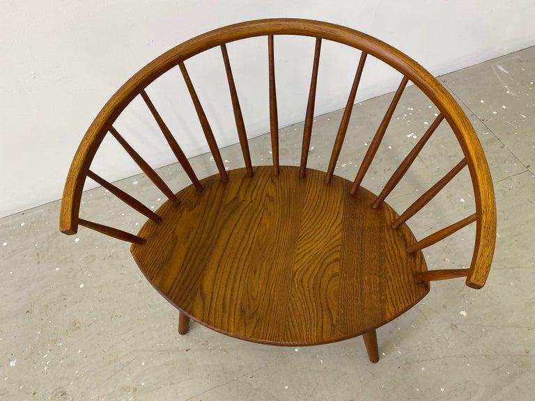 "Pair of Yngve Ekstrom ""Arka"" Lounge Chairs For Sale 2"
