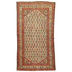 Paisley Malayer Rug in Rustic Tones