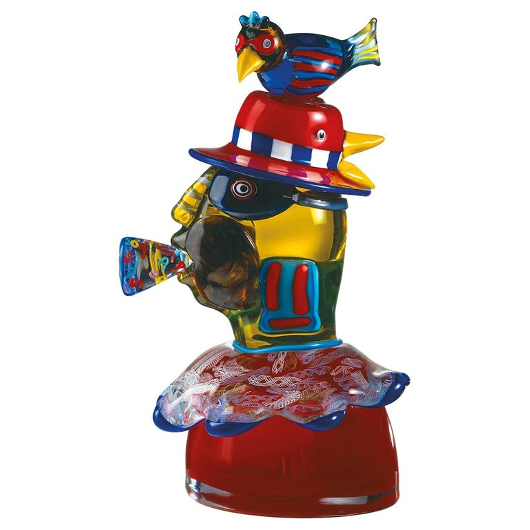 Pajaso Sculpture by Alfredo Sosabravo Limited Edition For Sale