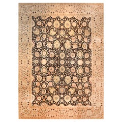 Pakestan Rug Tabriz Design, Hand Knotted